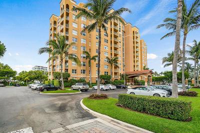 Highland Beach Club, Highland Beach Club Condo, Highland Beach Club Condominium Rental For Rent: 3594 S Ocean Boulevard #Ph-1101