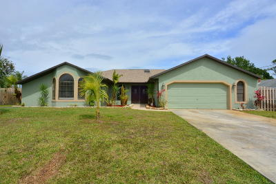 Single Family Home For Sale: 1201 SE Palm Beach Road