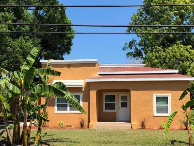 Fort Pierce Single Family Home For Sale: 1604 Angle Road