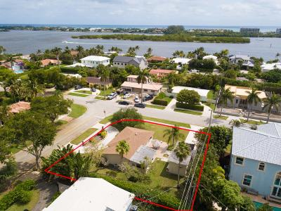 West Palm Beach Single Family Home For Sale: 102 Gregory Road