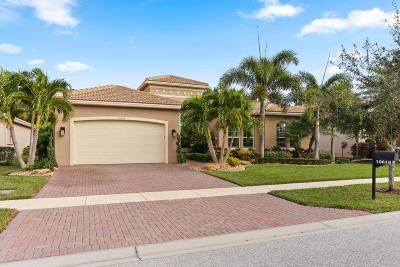 Boynton Beach Single Family Home For Sale: 10618 Whitewind Circle