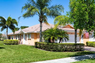 Port Saint Lucie Single Family Home For Sale: 11500 SW Pembroke Drive