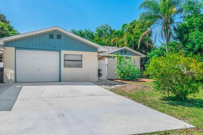 Fort Pierce Single Family Home For Sale: 6387 Chaska Street
