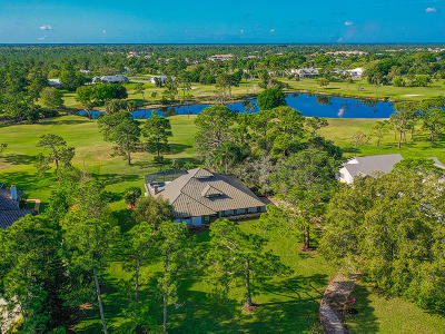 Martin County Single Family Home Contingent: 4162 SW Bimini Circle
