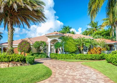 Atlantis Single Family Home For Sale: 589 Country Club Drive