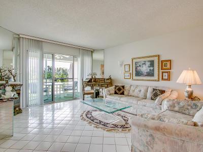 Lake Worth Condo For Sale: 3959 Via Poinciana #605