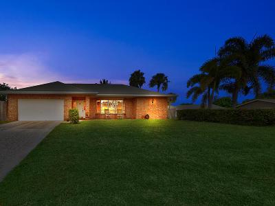 Palm Beach Gardens Single Family Home For Sale: 3555 Cosmos Street