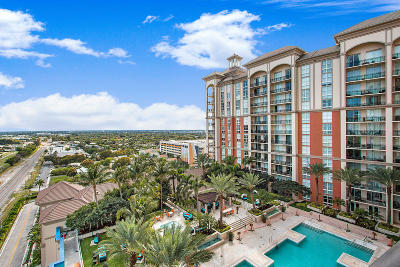 West Palm Beach Condo For Sale: 550 Okeechobee Boulevard #322