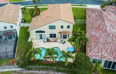 Lake Worth Single Family Home For Sale: 6400 Grand Cypress Circle