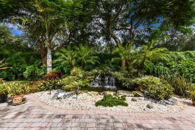 Delray Beach Single Family Home For Sale: 9688 Baywood Park Lane