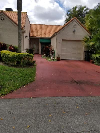 Boca Raton Single Family Home For Sale: 6560 Quintana Place