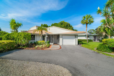 Palm Beach Gardens Single Family Home For Sale: 13886 Whispering Lakes Lane