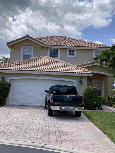 West Palm Beach Single Family Home For Sale: 3401 Turtle Cove
