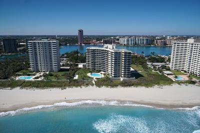 Sabal Ridge Condo For Sale: 750 S Ocean Boulevard #5-N