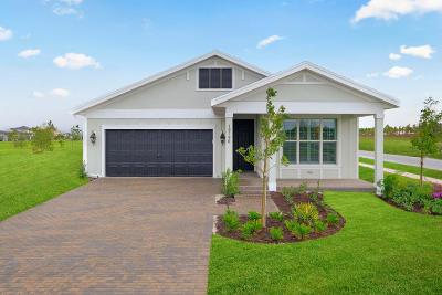 Loxahatchee Single Family Home For Sale: 19820 Wheelbarrow Bend