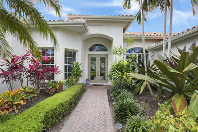 Hobe Sound Single Family Home For Sale: 10062 SE Osprey Pointe Drive