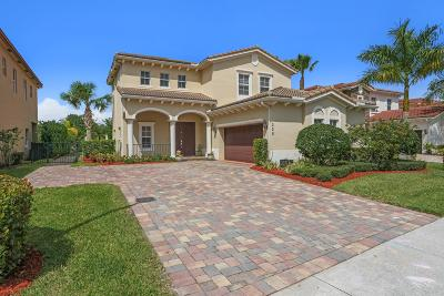 Jupiter Single Family Home For Sale: 208 Andros Harbour Place
