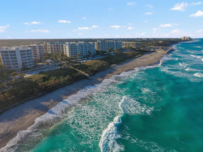Jupiter Condo For Sale: 120 Ocean Grande #302