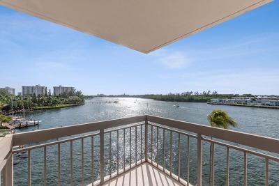 Yacht & Racquet Club Of Boca Raton, Yacht & Racquet Club Of Boca Raton Condo Condo For Sale: 2697 Ocean Boulevard #F502
