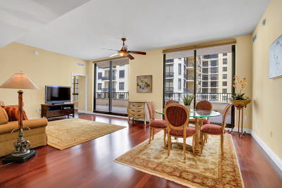 West Palm Beach Condo For Sale: 801 S Olive Avenue #1111