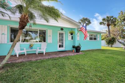 Jensen Beach Single Family Home Contingent: 4623 NE Allen Circle