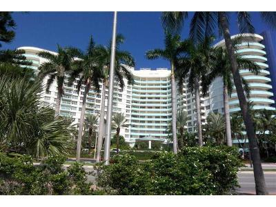 Miami-Dade County Condo For Sale: 5161 Collins Ave Avenue #403