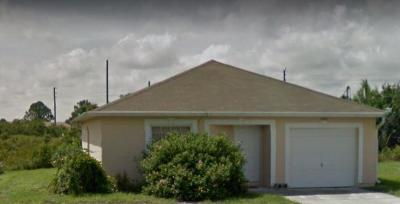 Port Saint Lucie FL Single Family Home For Sale: $205,000
