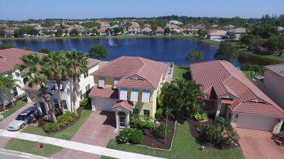 Royal Palm Beach Single Family Home For Sale: 470 Belle Grove Lane