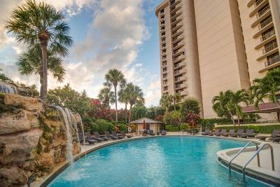 West Palm Beach Condo For Sale: 2450 Presidential Way #905
