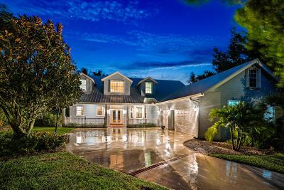 Single Family Home For Sale: 2601 NE Sabal Palm Way