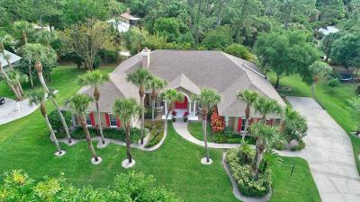 Vero Beach Single Family Home For Sale: 640 32nd Avenue SW