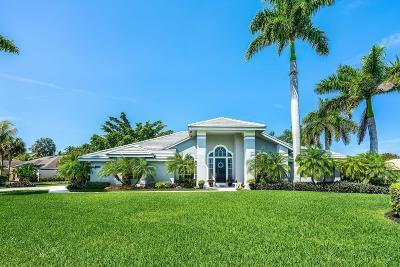 Wellington Single Family Home For Sale: 1175 Longlea Terrace