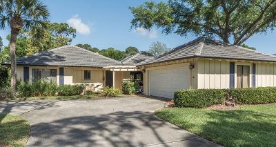 Vero Beach Single Family Home For Sale: 103 Prestwick Circle