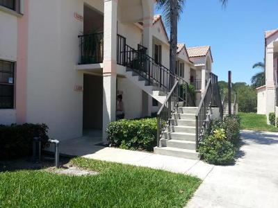 Boca Raton Rental For Rent: 3150 Leewood Terrace #L125
