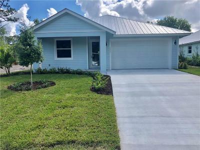 Palm City Single Family Home Contingent: 3027 SW Virginia Avenue
