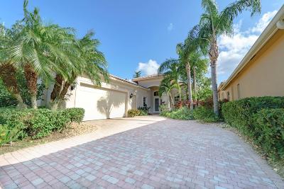 Palm Beach Gardens Single Family Home For Sale: 164 Esperanza Way