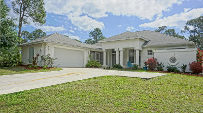 Palm City Single Family Home For Sale: 4051 SW 42nd Avenue