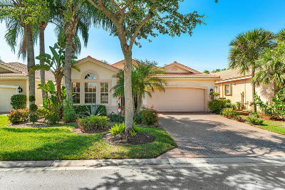 Single Family Home For Sale: 8820 Palm River Drive