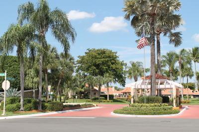 Boca Pointe Single Family Home For Sale: 22715 Meridiana Drive