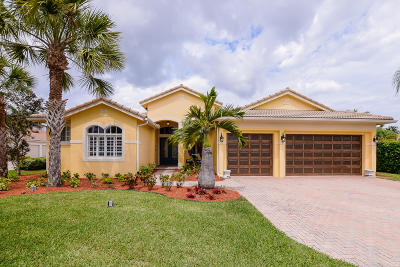 Palm City Single Family Home Contingent: 4706 SW Long Bay Drive