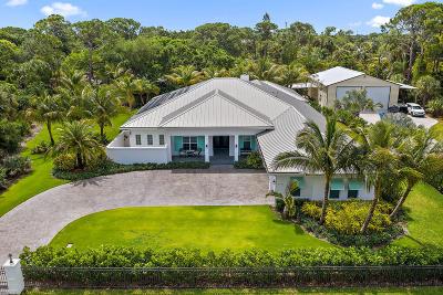 Single Family Home Sold: 5342 Old Fort Jupiter Road