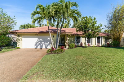 Hidden Valley Single Family Home Pending: 6900 NW 4th Avenue
