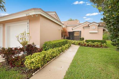 Boca Raton Single Family Home Contingent: 8431 Springlake Drive