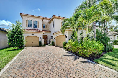Delray Beach Single Family Home For Sale: 8550 Lewis River Road