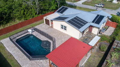 Port Saint Lucie FL Single Family Home Sold: $255,000