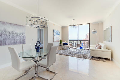 West Palm Beach Condo For Sale: 701 S Olive Avenue #1518