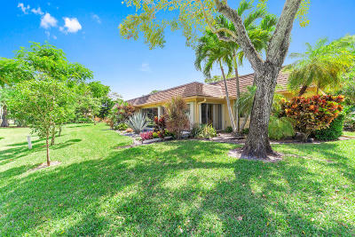 Pompano Beach Single Family Home For Sale: 4029 Cypress Drive #P-1