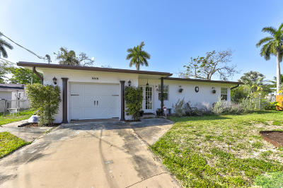 Margate Single Family Home For Sale: 5816 NW 19th Court