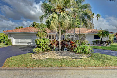 Coral Springs Single Family Home For Sale: 2091 NW 102 Ter Terrace