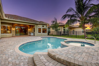 Delray Beach Single Family Home For Sale: 8769 Sydney Harbor Circle